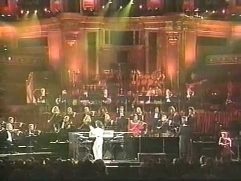 YANNI  concert at Royal albert hall London,England