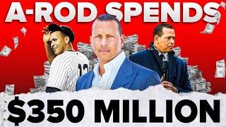 A-Rod Spends $350 Million 💰 | #shorts