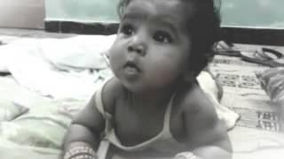 Hansiga birthday song by ANNAMALAI.S