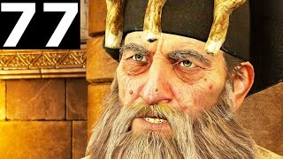 The Witcher 3 Wild Hunt Part 77 - The Sunstone | Talk To Bard Eyvind Find Pearl Diver - Walkthrough