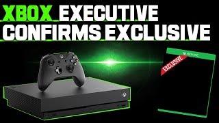 Xbox Executive Confirms Big Unannounced Xbox One Exclusive To Be Shown At E3!