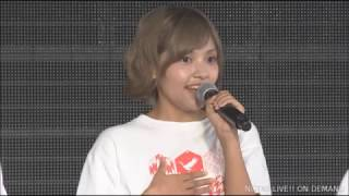 NGT48大滝友梨亜が卒業