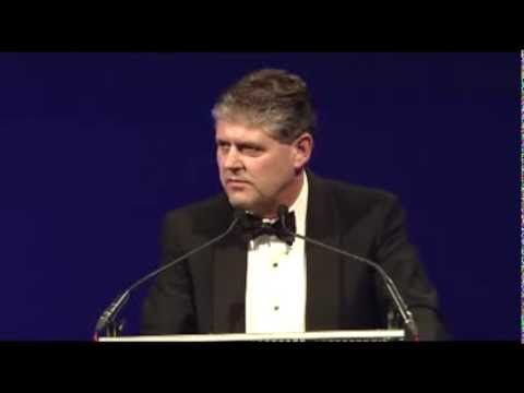 Academy Awards 2013 -  Rising Stars Awards -  Andy Inglis - Royal Academy of Engineering