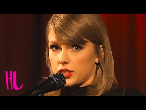 Taylor Swift Reveals Who Inspired Blank Space