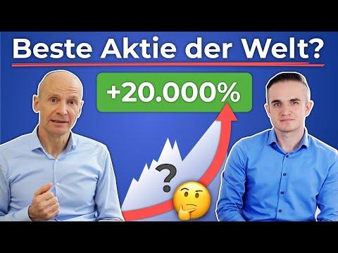 In die beste Aktie der Welt investieren? - Gerd Kommer Blog #7