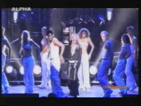 Anna Vissi -  I was made for loving u , Live Royal Albert Hall 05/03/2000