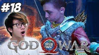 TERBONGKAR ATREUS ADALAH DEWA - GOD OF WAR 4 #18