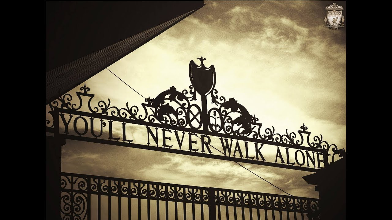 意味 never walk you ll alone