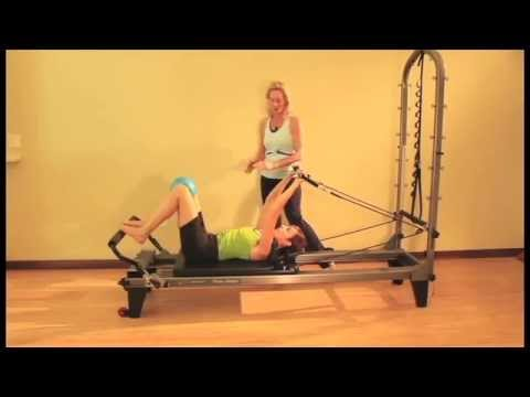 Pilates Rehab for Total Hip Replacement
