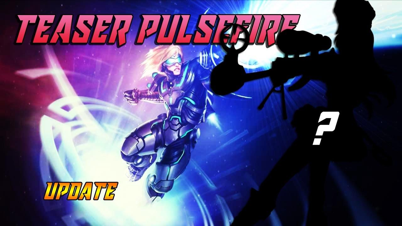 dc2aea0b01c TEASER PULSEFIRE - CAITLYN PULSEFIRE ?? MISE A JOUR EZREAL PULSEFIRE ?  League of Legends