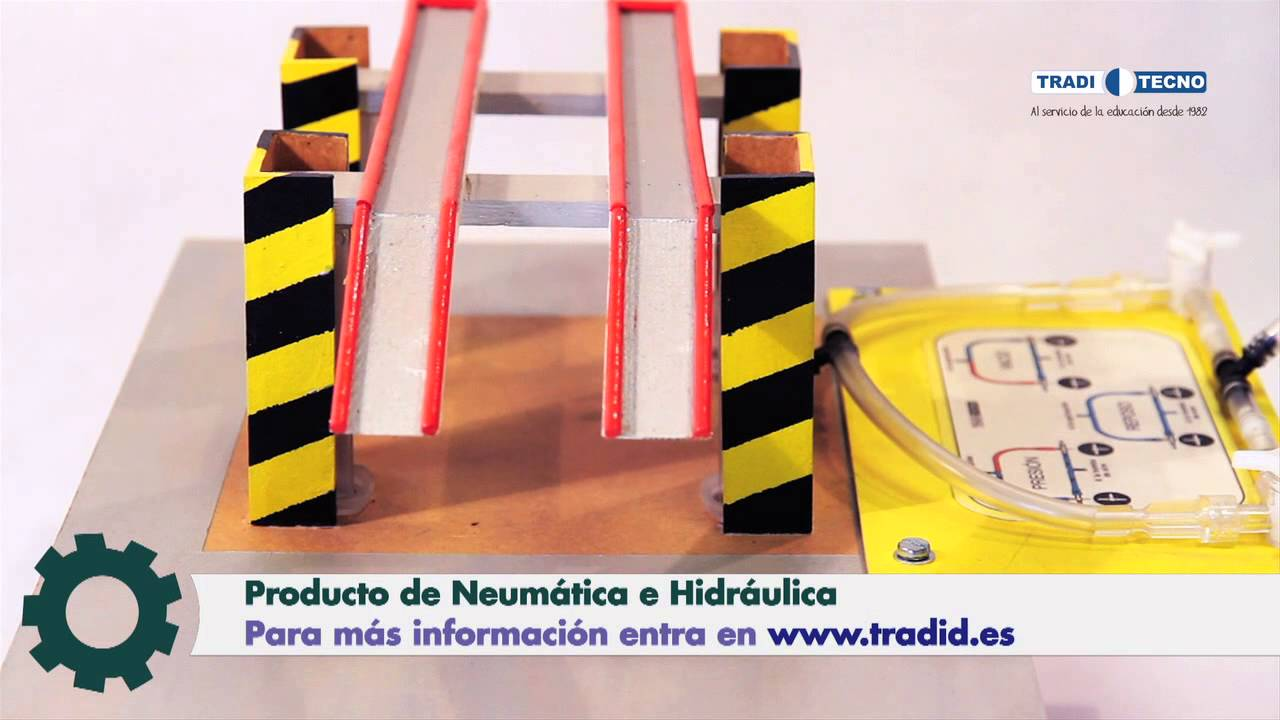 Proyectos De Tecnolog A Construye Elevador Neum Tico Con