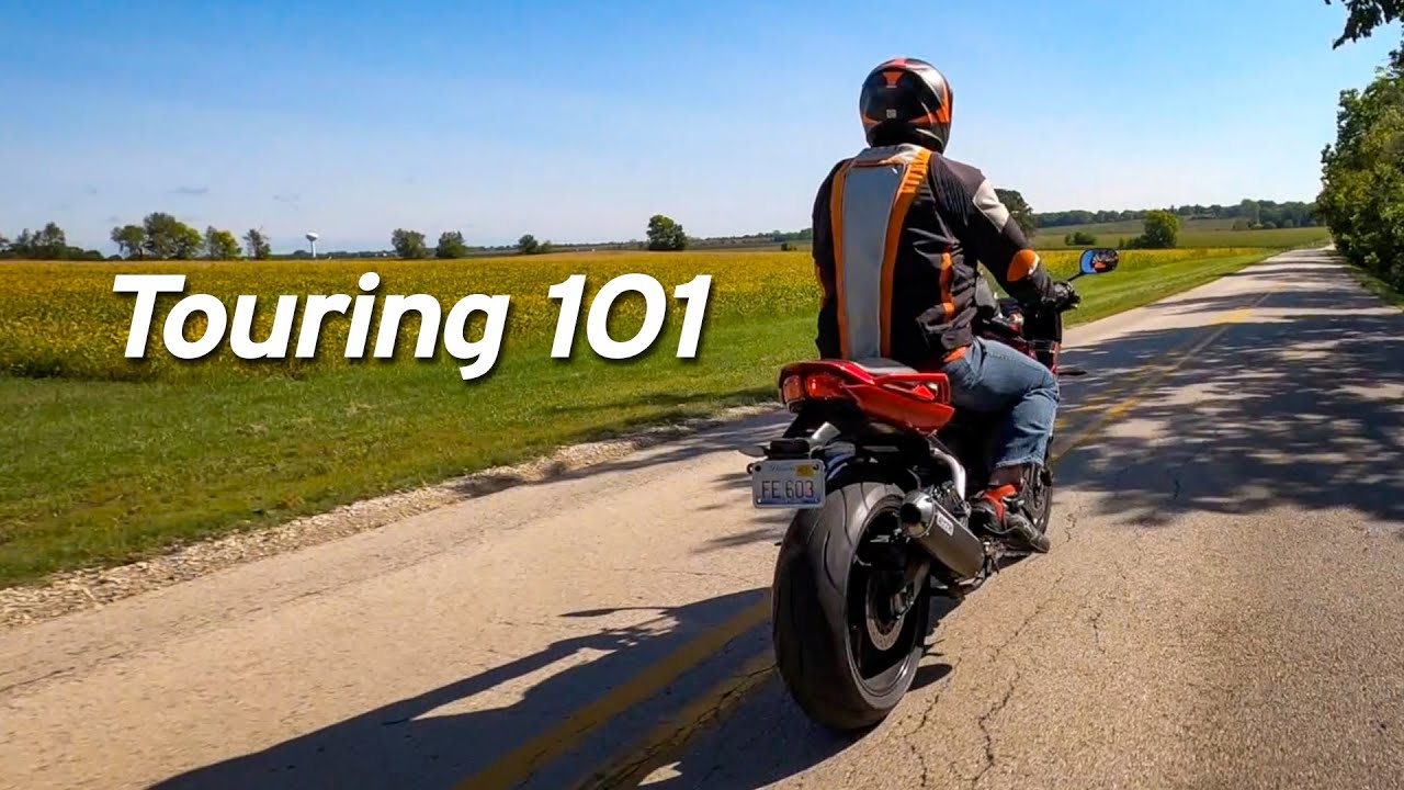 How to Motorcycle Day Trip - Touring 101 - Cycle Report | Everyday Driver