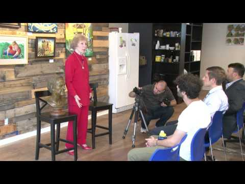 Weekly Startup Meetup: Evelyn Swensson