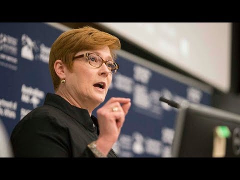 State of the Pacific 2018: Marise Payne and Keynote