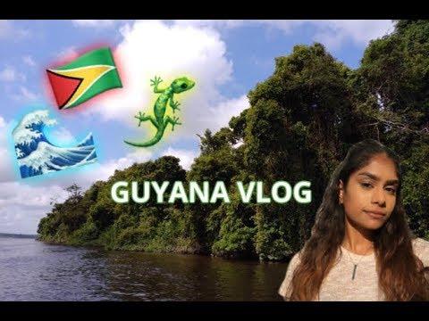 GUYANA VLOG 2018