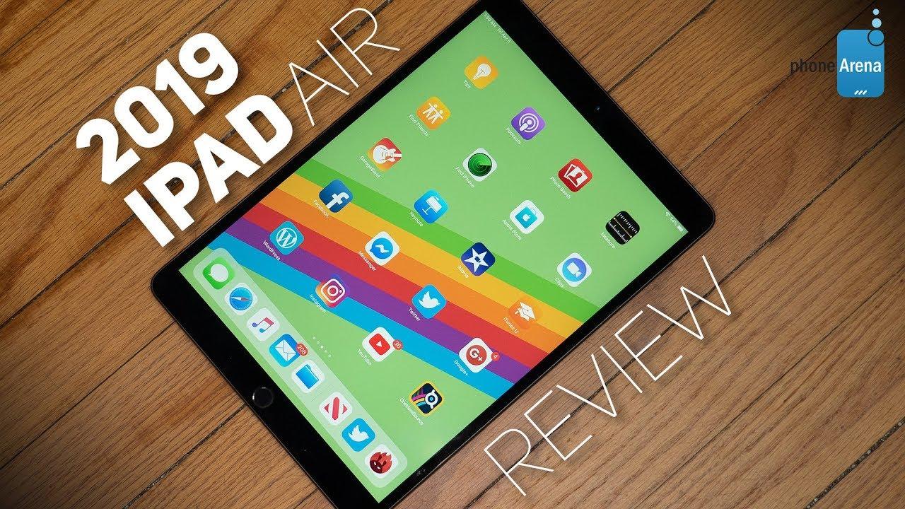 50ec52e2943 Apple iPad Air (2019) Review. PhoneArena