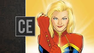 Comics Explained: Carol Danvers - Part 1