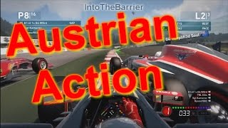 F1 Game 2014 - Austrian Action Thumbnail