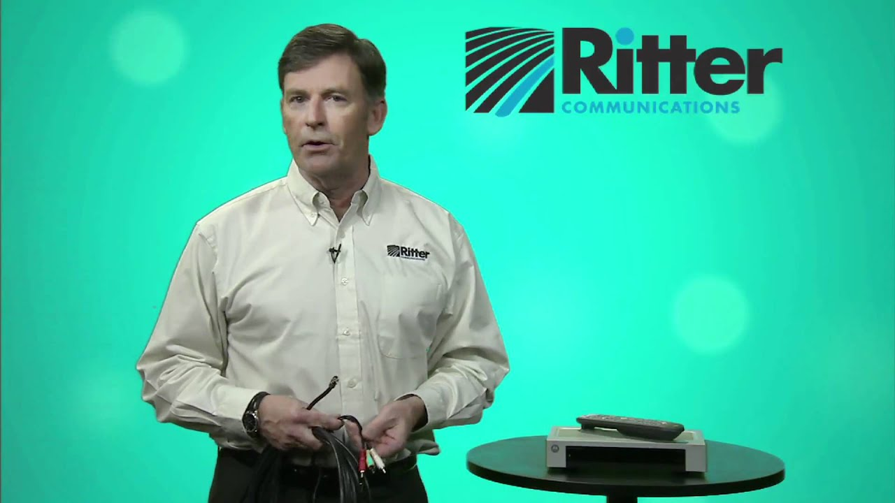Connecting Your Cable Box - YouTube