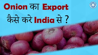 How to Export Onion from India || International Buyers for Onion || Import Export Business