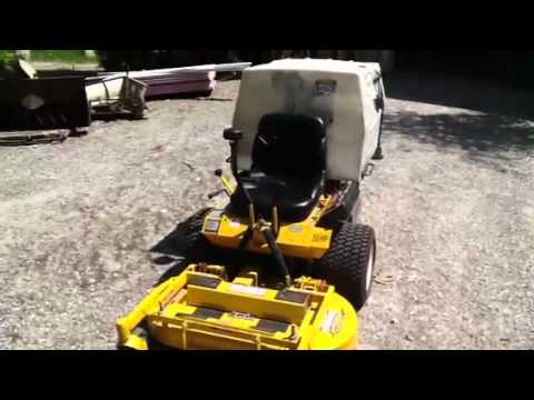 Used Walker Mower For Sale Youtube