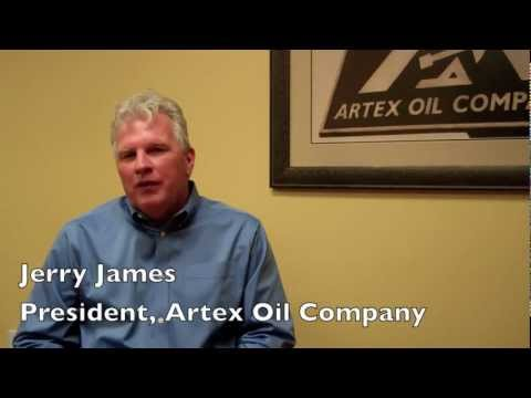 Media Trackers Interviews Jerry James of Artex Oil Company