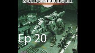 Zoids assault ep 20