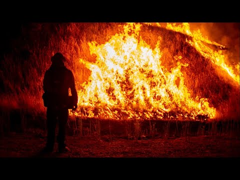 Fires burn across California, causing evacuations and road closures.