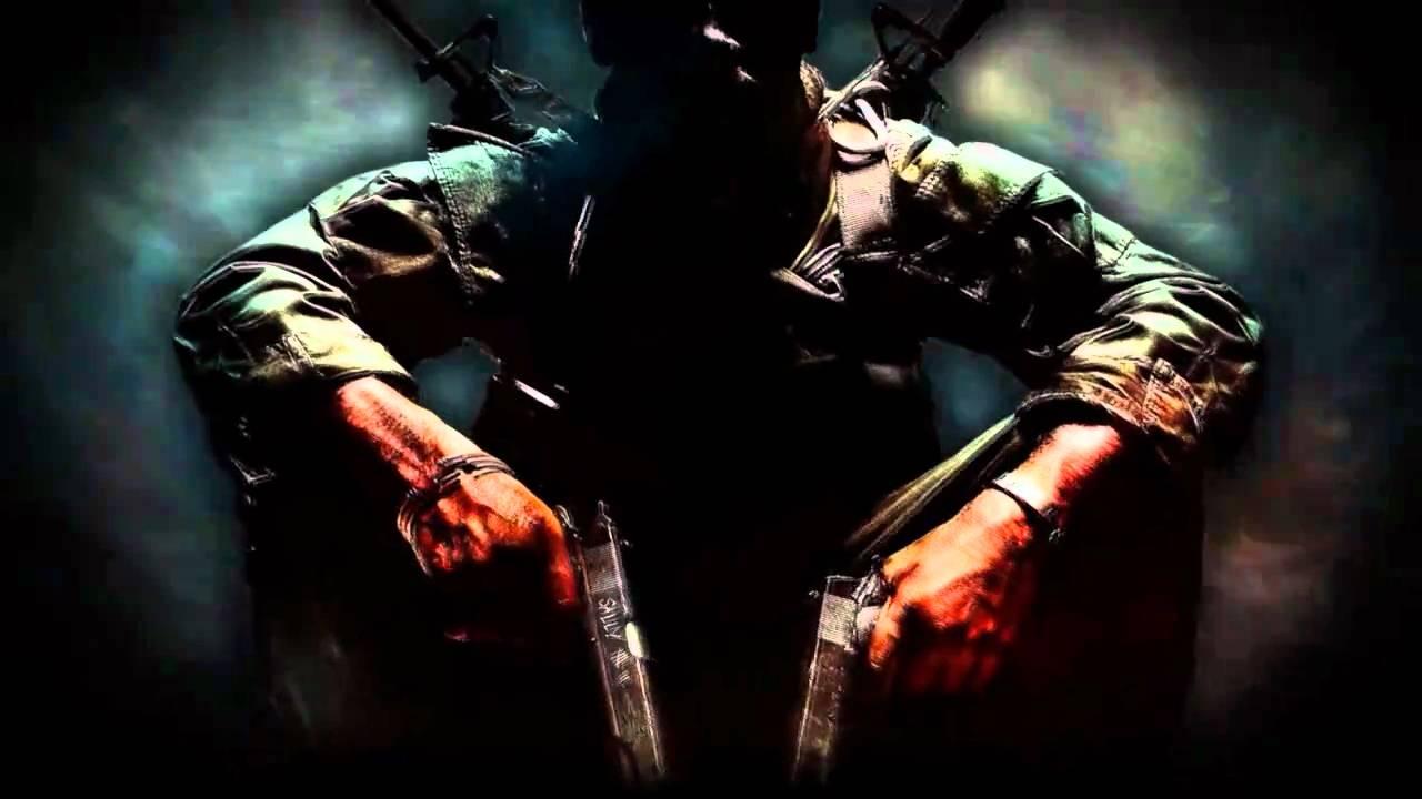 Call of duty black ops screensaver preview youtube - Black screensaver ...