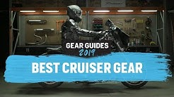 Best Cruiser Motorcycle Gear 2019