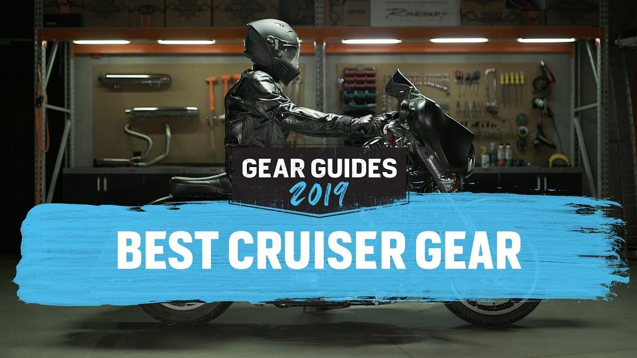 Best Cruiser Motorcycle Gear 2019 Youtube