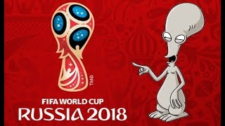 Чемпионат мира по футболу FIFA 2018 в России (промо) /FIFA WORLD CUP RUSSIA 2018 (Official Promos)