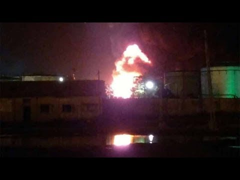 One dead in late night fire at Gujarat's Kandla port