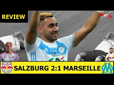 FC SALZBURG vs OLYMPIQUE MARSEILLE 2:1 | Europa League Halbfinale | Review | Fussball | DANKE