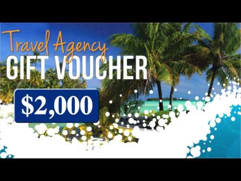 Play BINGO, Win A $3200 Vacation Prize Pack