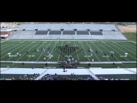 Wills Point High School Marching Band UIL 2015