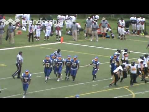 Wingfield High School vs D'Iberville
