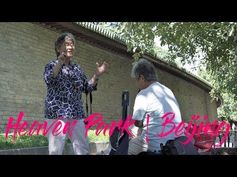 TRAVEL CHINA - BEIJING Views of HEAVEN PARK
