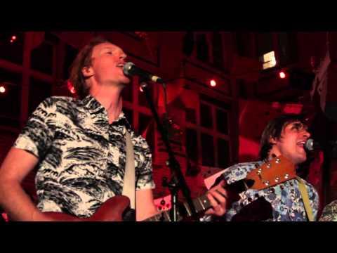 Arcade Fire aka The Phi Slamma Jamma Boys - Live in the Courtyard