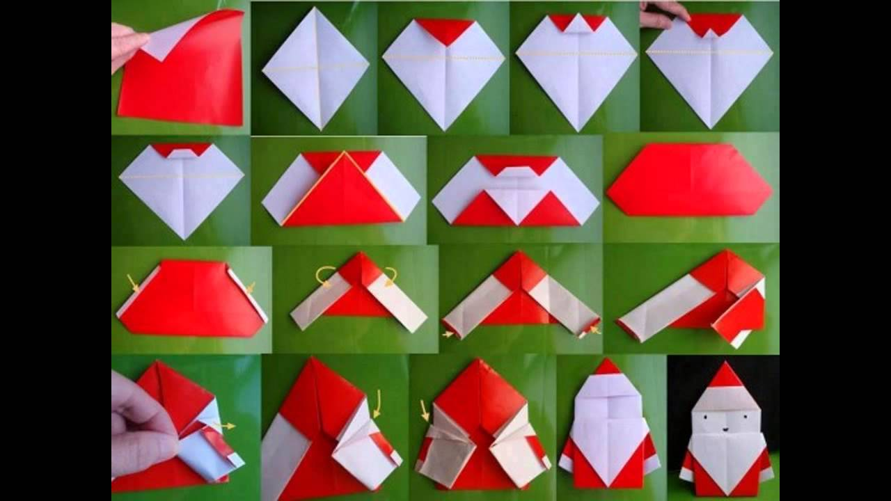 Creative origami paper crafts ideas youtube for Creative craft ideas with paper