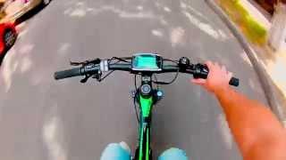 Лёгкий Электровелосипед найнер Cube 29er e-bike diy(электровелосипед Cube Attention 29er - лёгкий, мощный и красивый электронабор Evel Mini универсальный, можно установить..., 2015-07-06T10:32:53.000Z)