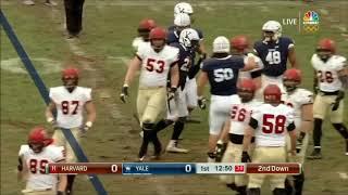 Foye Oluokun - #23 LB / DB - Career Highlights - Yale Football