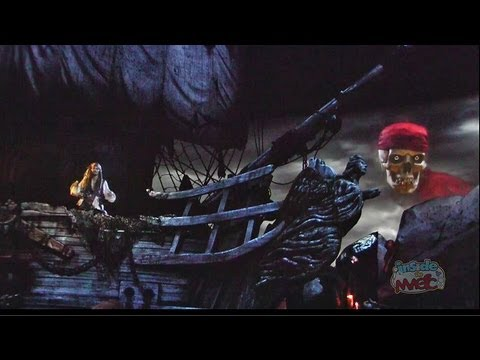 'The Legend of Captain Jack Sparrow' Pirates of the Caribbean show at Disney's Hollywood Studios