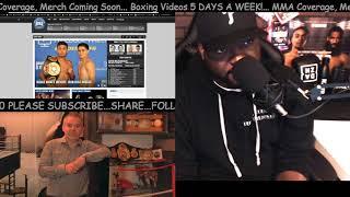 WBA 3 HEAVYWEIGHT BELTS! DON KING
