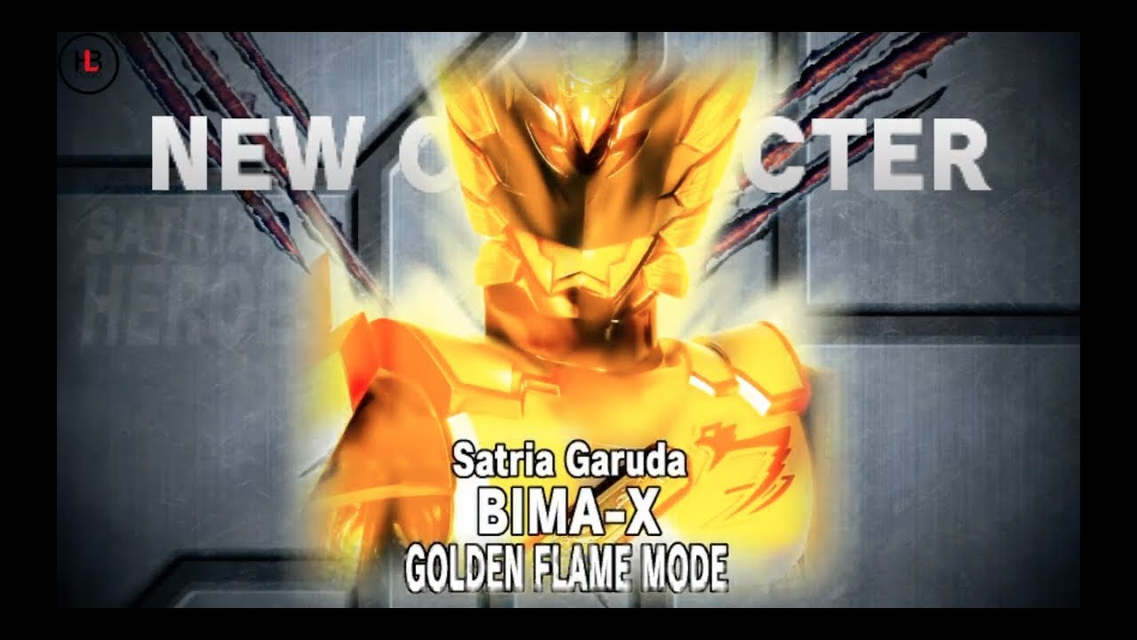 Cara Mendapatkan BIMA X Golden Flame Mode Satria Heroes EVENT