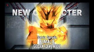 Cara Mendapatkan BIMA-X Golden Flame Mode - Satria Heroes EVENT