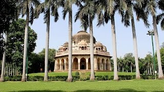 Lodhi Gardens, Best Place to visit for Nature and Architecture Lovers, New Delhi