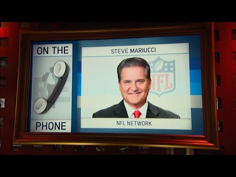 NFL Network Analyst Steve Mariucci Talks Weighs on on Week 13 of The NFL & More - 10/4/17