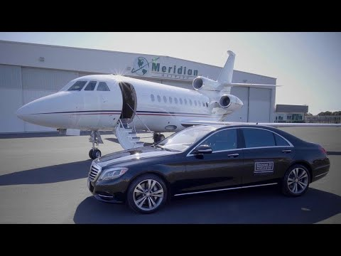 Meridian's Hayward FBO is Your Gateway to the San Francisco Bay Area – Sponsor Content