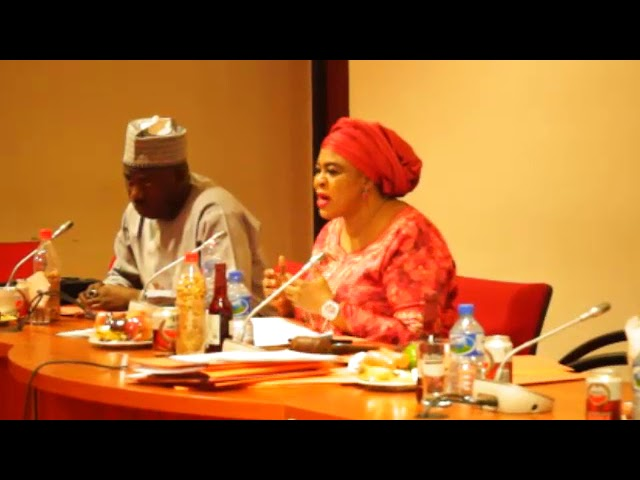 WE MUST WORK TOGETHER TO COMBAT DRUG & SUBSTANCE ABUSE - Sen. Stella Oduah